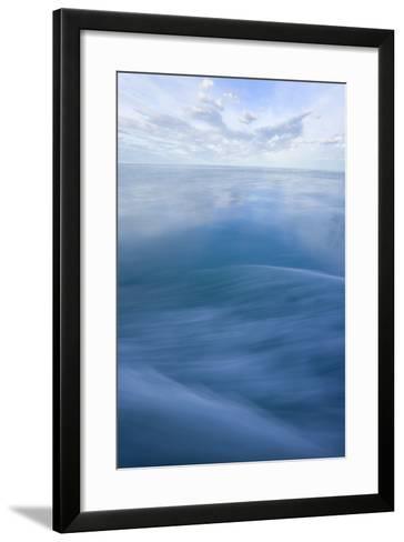 Vast Seascape-Momatiuk - Eastcott-Framed Art Print