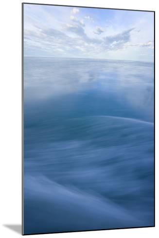 Vast Seascape-Momatiuk - Eastcott-Mounted Photographic Print