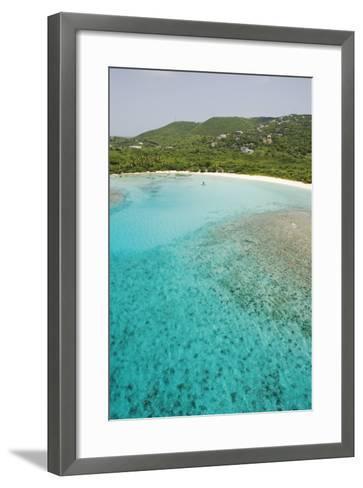 View near Lindquist Beach on St. Thomas-Macduff Everton-Framed Art Print