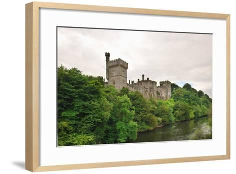Lismore Castle, Lismore, Waterford County, Ireland-Guido Cozzi-Framed Art Print