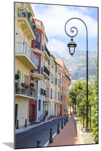 Monaco-Ville, Monaco, Cote D'azur-Fraser Hall-Mounted Photographic Print