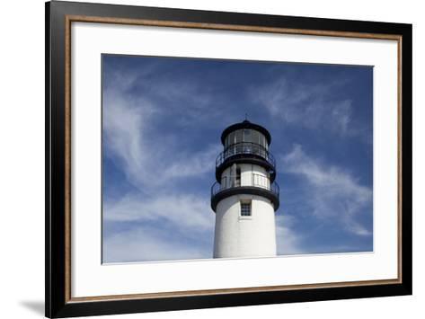 Highland Lighthouse, Cape Cod, Massachusetts-Paul Souders-Framed Art Print