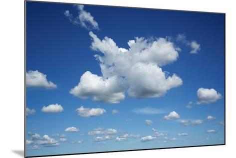Cumulonimbus Clouds-Frank Krahmer-Mounted Photographic Print