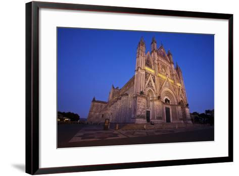 Cathedral of Orvieto-Terry Eggers-Framed Art Print