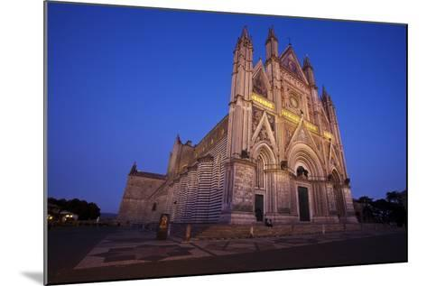 Cathedral of Orvieto-Terry Eggers-Mounted Photographic Print