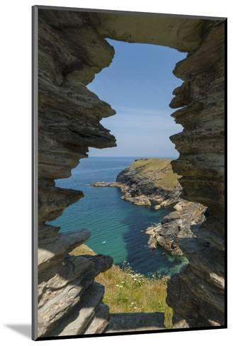 Tintagel Castle-Guido Cozzi-Mounted Photographic Print