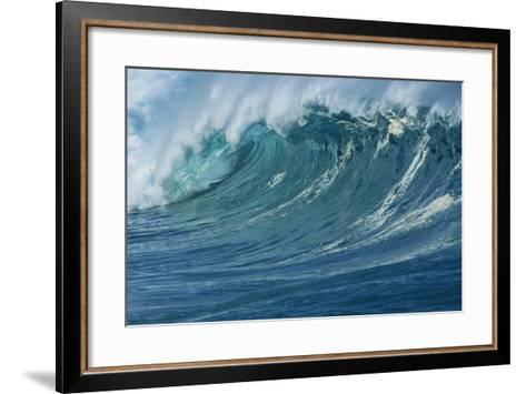 Ocean Wave-Rick Doyle-Framed Art Print