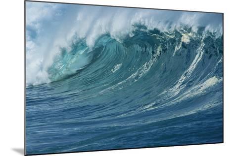 Ocean Wave-Rick Doyle-Mounted Photographic Print