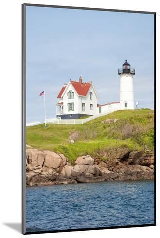 Nubble Lighthouse, Cape Neddick, York, Maine-Joseph Sohm-Mounted Photographic Print