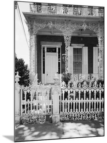 Entrance to the Richards-D.A.R. House-GE Kidder Smith-Mounted Photographic Print