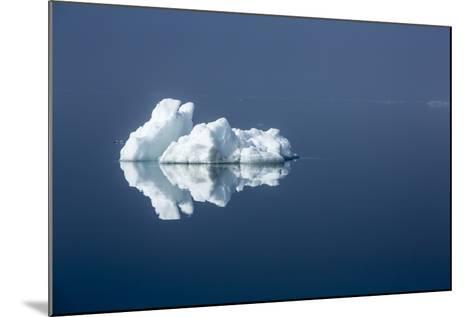 Sea Ice, Nunavut Territory, Canada-Paul Souders-Mounted Photographic Print