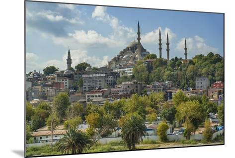 Suleymaniye Cami, Suleyman Mosque-Guido Cozzi-Mounted Photographic Print