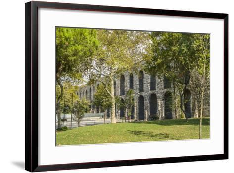 Valente Aqueduct-Guido Cozzi-Framed Art Print