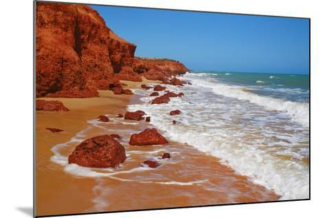 Cliff Landscape at Cape Peron-Frank Krahmer-Mounted Photographic Print