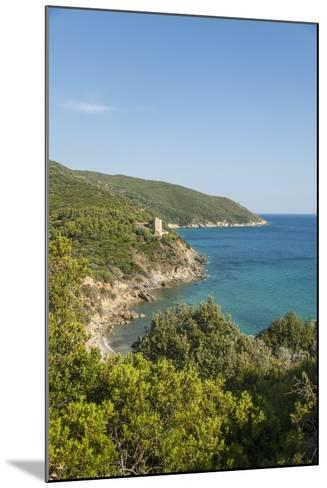 Le Cannelle Beach-Guido Cozzi-Mounted Photographic Print