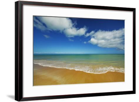 Beach Impression-Frank Krahmer-Framed Art Print