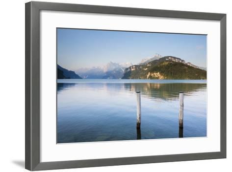 Lake Lucerne-Frank Lukasseck-Framed Art Print