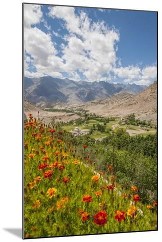 View from Likir Monastery-Guido Cozzi-Mounted Photographic Print