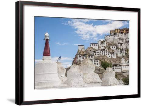 Thikse Monastery-Guido Cozzi-Framed Art Print