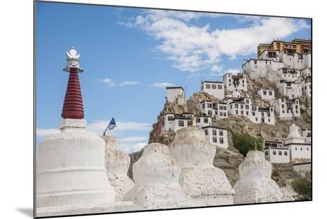 Thikse Monastery-Guido Cozzi-Mounted Photographic Print