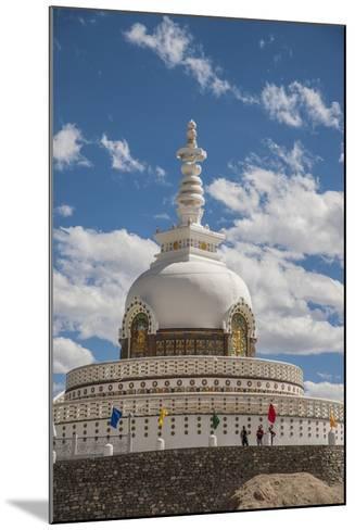 Shanti Stupa-Guido Cozzi-Mounted Photographic Print