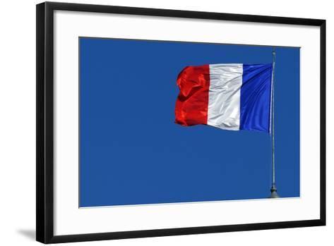 French Flag-Hans Peter Merten-Framed Art Print