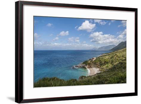 Lo Zingaro Natural Reserve, Tonnarella Dell'uzzo-Guido Cozzi-Framed Art Print