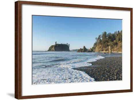 Ruby Beach-Rob Tilley-Framed Art Print
