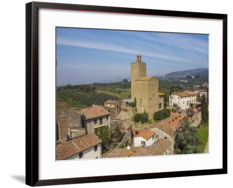 Vinci is Leonardo's Birthplace-Guido Cozzi-Framed Art Print