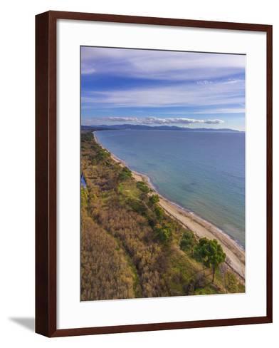 Parco Della Sterpaia-Guido Cozzi-Framed Art Print