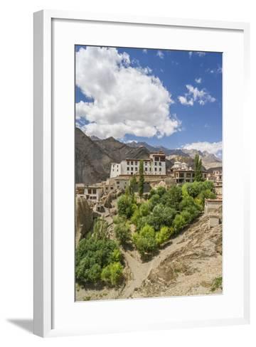 Lamayuru Monastery-Guido Cozzi-Framed Art Print