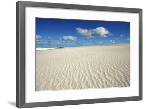 Dune Landscape near Cervantes-Frank Krahmer-Framed Art Print