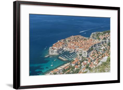 Dubrovnik-Rob Tilley-Framed Art Print