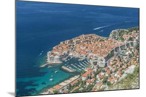 Dubrovnik-Rob Tilley-Mounted Photographic Print