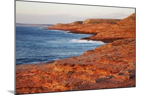 Cliff Landscape at Eagle Gorge-Frank Krahmer-Mounted Photographic Print