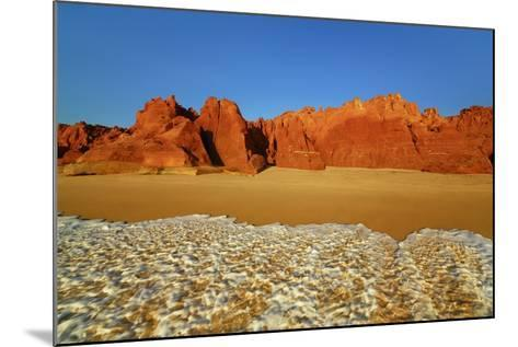 Cliff Landscape at Cape Leveque-Frank Krahmer-Mounted Photographic Print