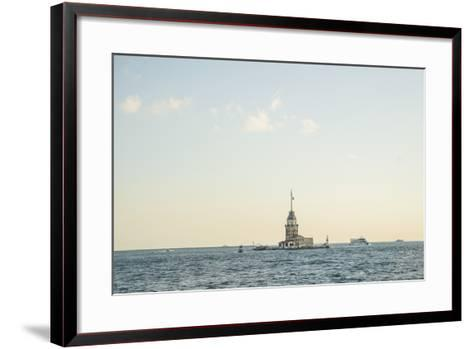 Kiz Kulesi-Guido Cozzi-Framed Art Print