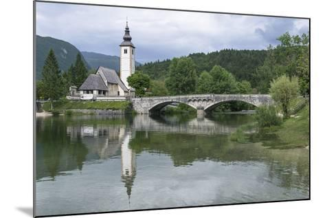 Church of St. John the Baptist-Rob Tilley-Mounted Photographic Print