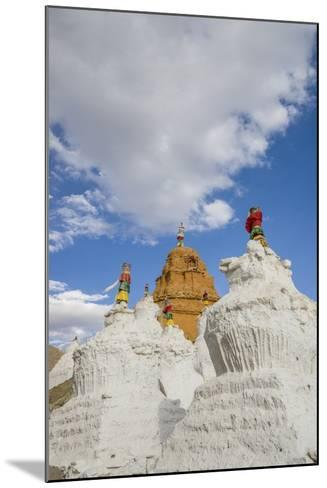 Beautiful Stupa in Downtown-Guido Cozzi-Mounted Photographic Print