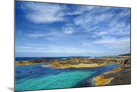 Ocean Coast near Greens Pool-Frank Krahmer-Mounted Photographic Print
