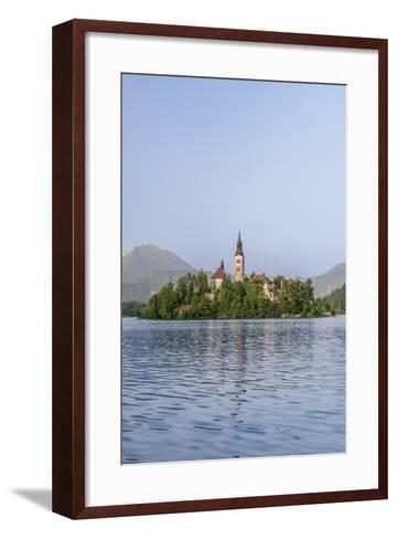 Bled Island-Rob Tilley-Framed Art Print
