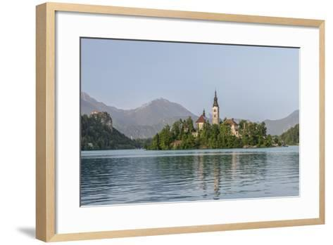 Bled Island-Rob Tilley-Framed Art Print