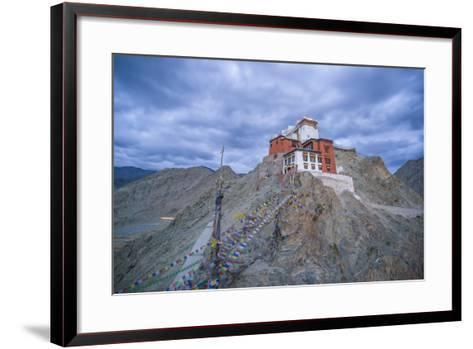 The Monastery of the Palace-Guido Cozzi-Framed Art Print