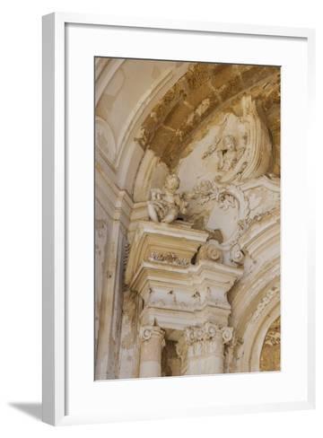 Chiesa Di Sant'ignazio-Guido Cozzi-Framed Art Print