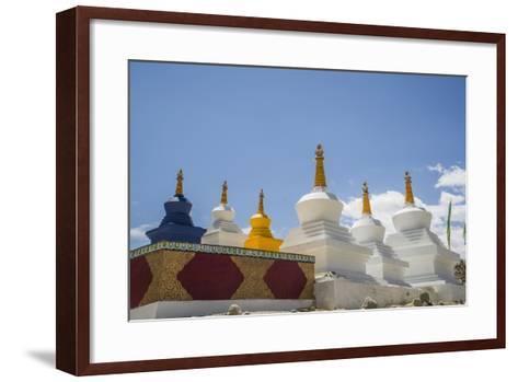 Phyang Monastery-Guido Cozzi-Framed Art Print