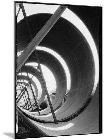 Hoover Dam Construction-Dick Whittington Studio-Mounted Photographic Print