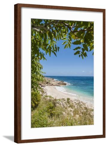 Lo Zingaro Natural Reserve, Cala Dell'uzzo-Guido Cozzi-Framed Art Print
