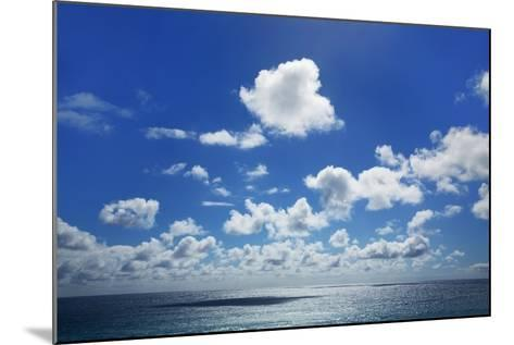 Cloud Impression at Ocean-Frank Krahmer-Mounted Photographic Print