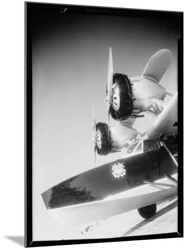 Douglas Dolphin Seaplane-Dick Whittington Studio-Mounted Photographic Print