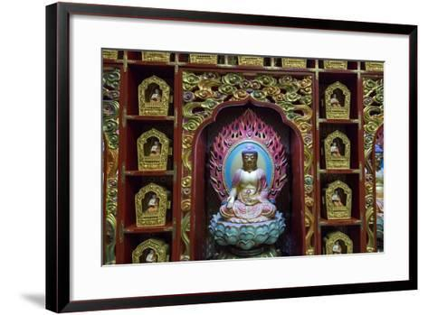 Buddha Tooth Relic Temple and Museum, Singapore-Paul Souders-Framed Art Print